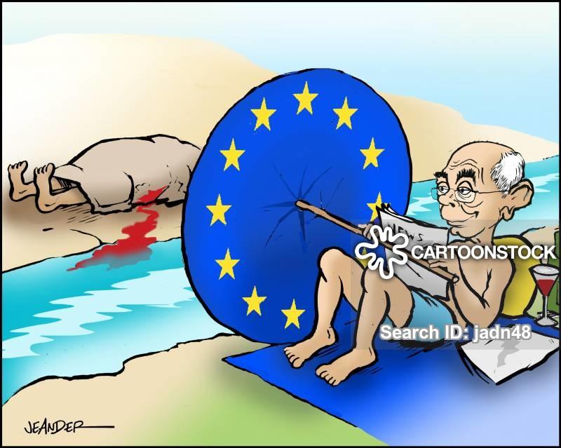 european council cartoon