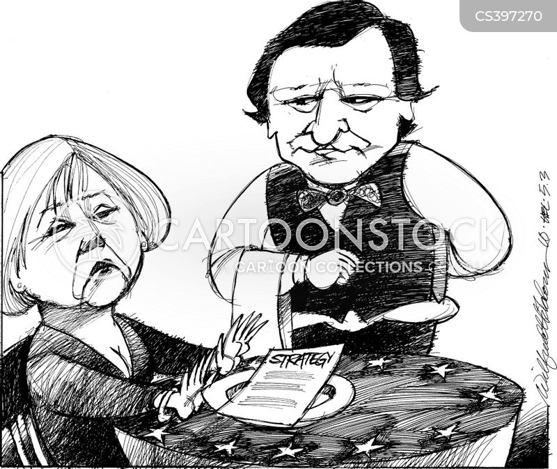 german politicians cartoon
