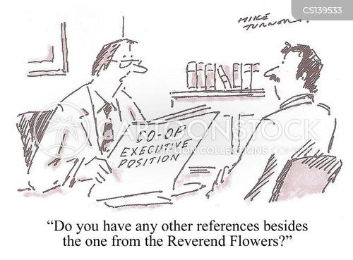 co-operative cartoon