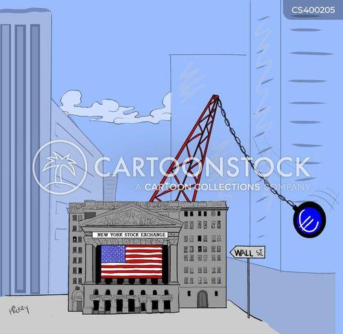 global recession cartoon