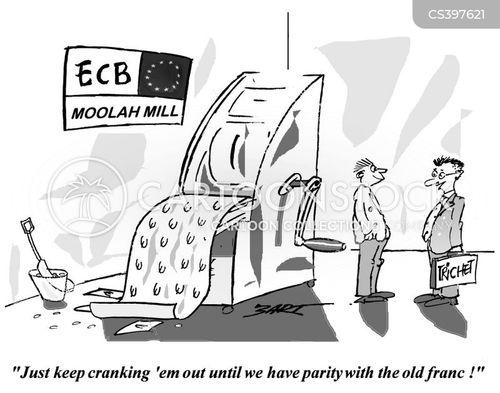 monopoly money cartoon