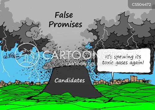 toxic gas cartoon