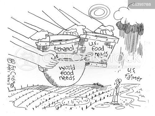 small farms cartoon