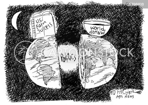 food demand cartoon