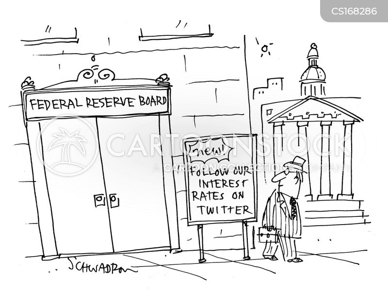 interest rate cartoon