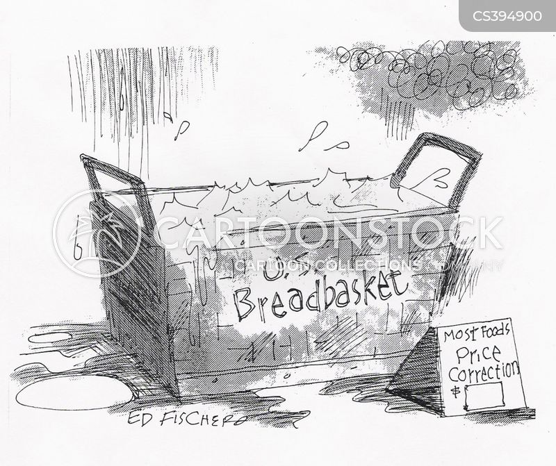 us food cartoon