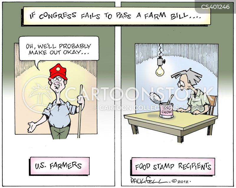 support policies cartoon