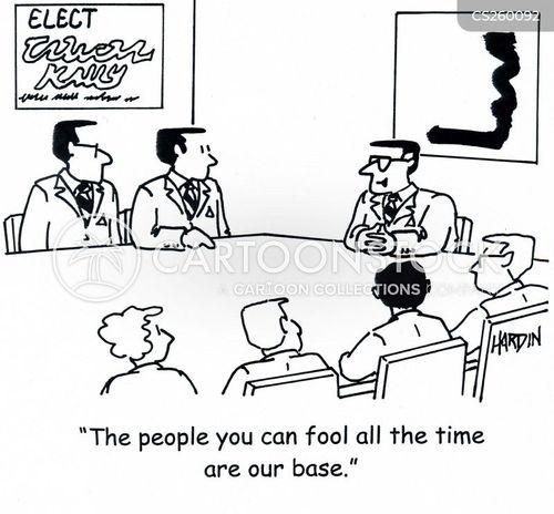 support base cartoon
