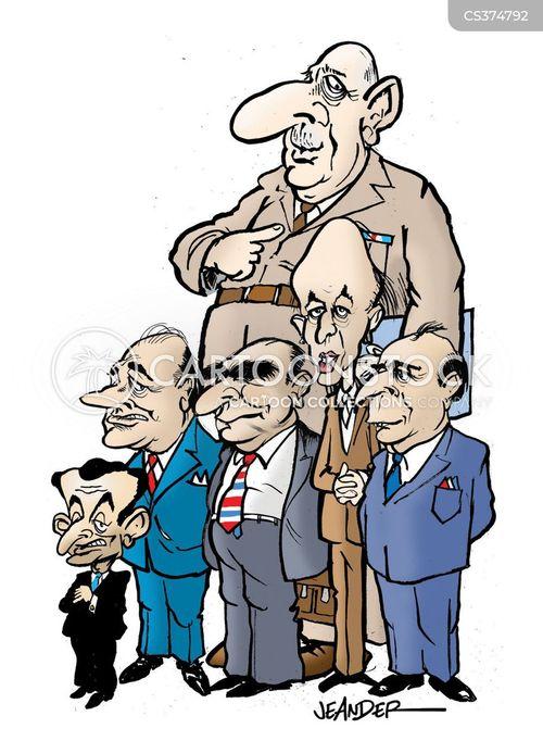 de gaulle cartoon