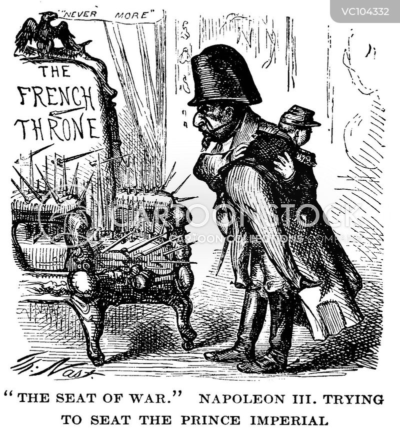 French Second Empire cartoons, French Second Empire cartoon, funny, French Second Empire picture, French Second Empire pictures, French Second Empire image, French Second Empire images, French Second Empire illustration, French Second Empire illustrations