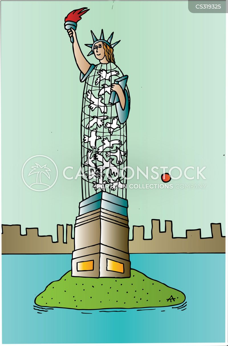 New York Cartoon, New York Cartoons, New York Bild, New York Bilder, New York Karikatur, New York Karikaturen, New York Illustration, New York Illustrationen, New York Witzzeichnung, New York Witzzeichnungen