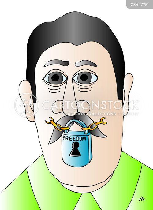 rights of man cartoon