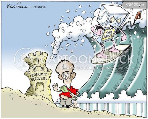inflates cartoon