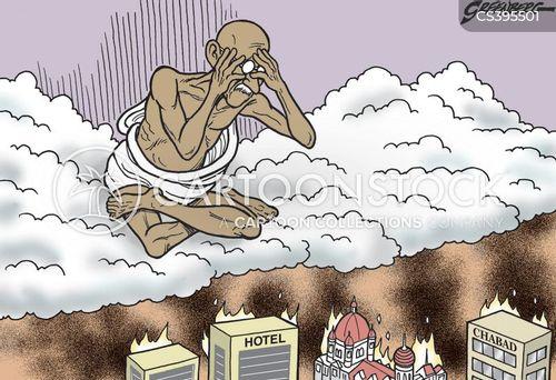 bombay cartoon