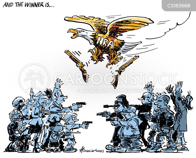 National Rifle Association cartoons, National Rifle Association cartoon, funny, National Rifle Association picture, National Rifle Association pictures, National Rifle Association image, National Rifle Association images, National Rifle Association illustration, National Rifle Association illustrations