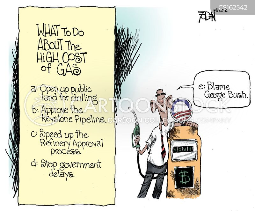 keystone pipelines cartoon