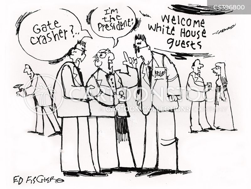 socialites cartoon