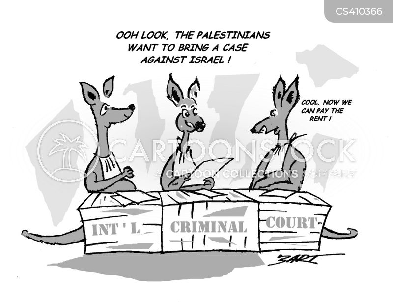 anti-israel bias cartoon