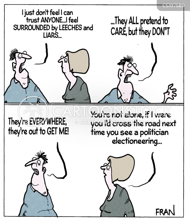 election years cartoon