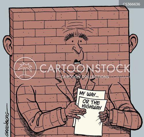 dubya cartoon