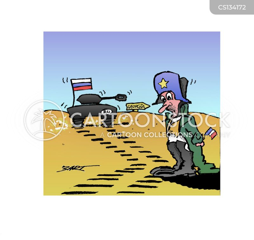 georgia cartoon