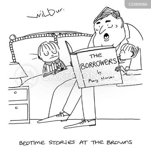 browns cartoon