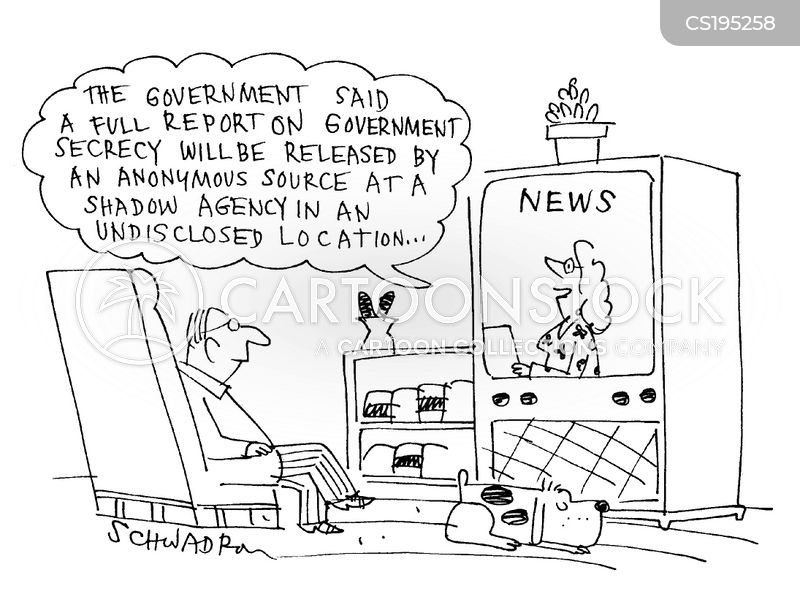 Nondisclosure Agreements Cartoons And Comics Funny Pictures From