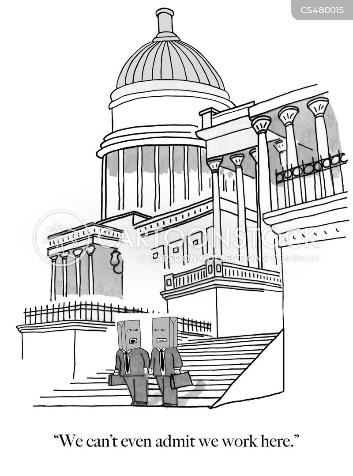 government bureaucracy cartoon