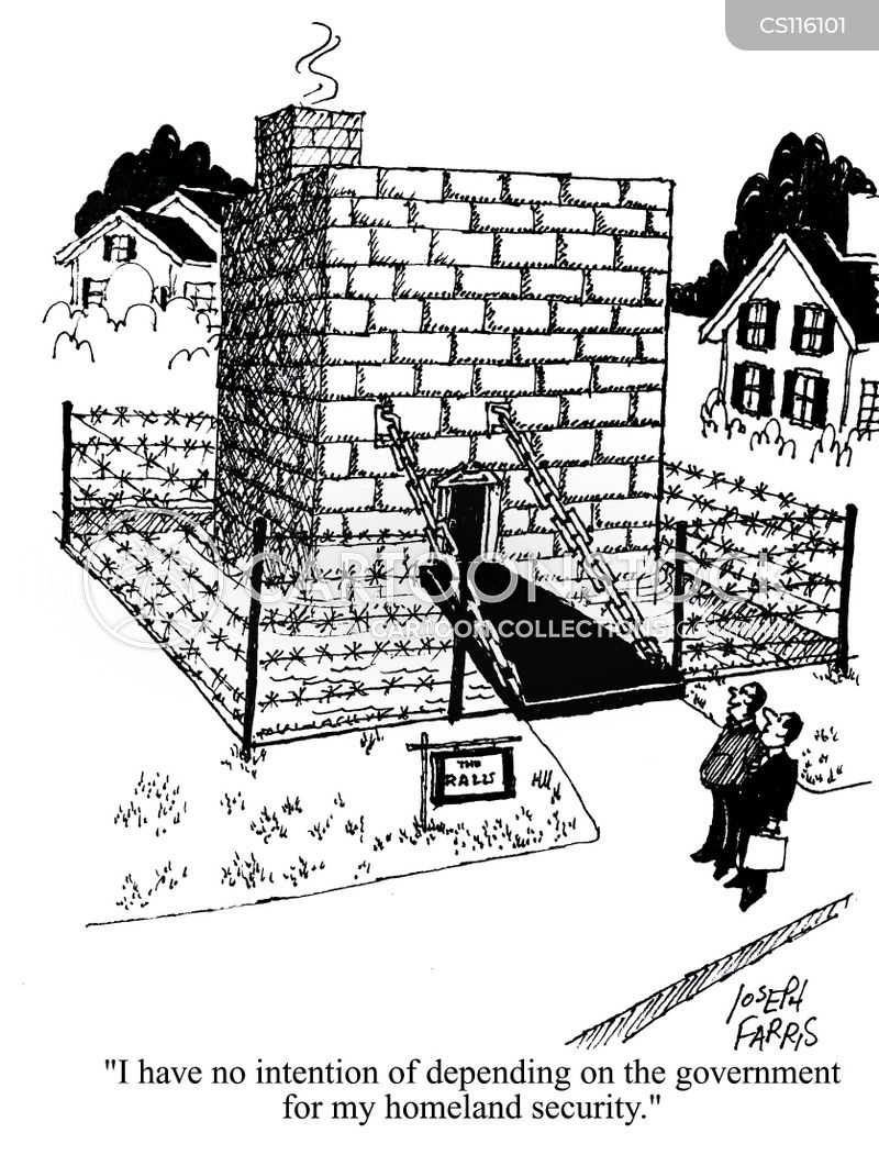 drawbridge cartoon