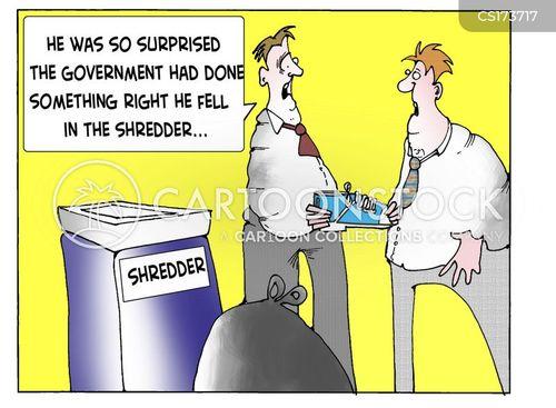 shredder cartoon
