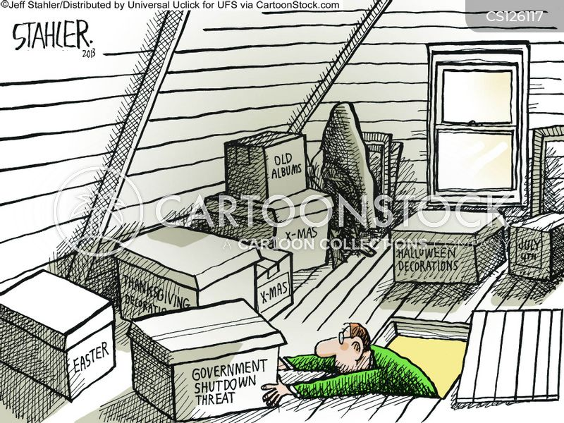 federal budget cartoon