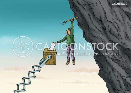 greek crises cartoon
