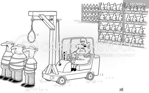 junta cartoon