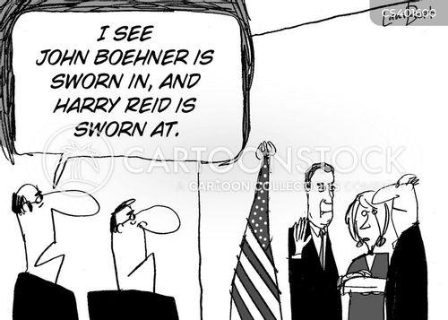 speaker of the house cartoon