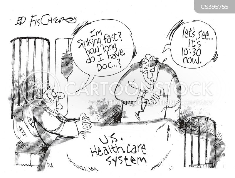 Uninsured Cartoons and Comics - funny pictures from CartoonStock