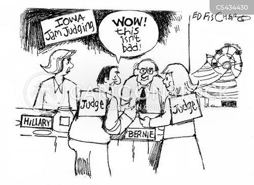 democrats election cartoon