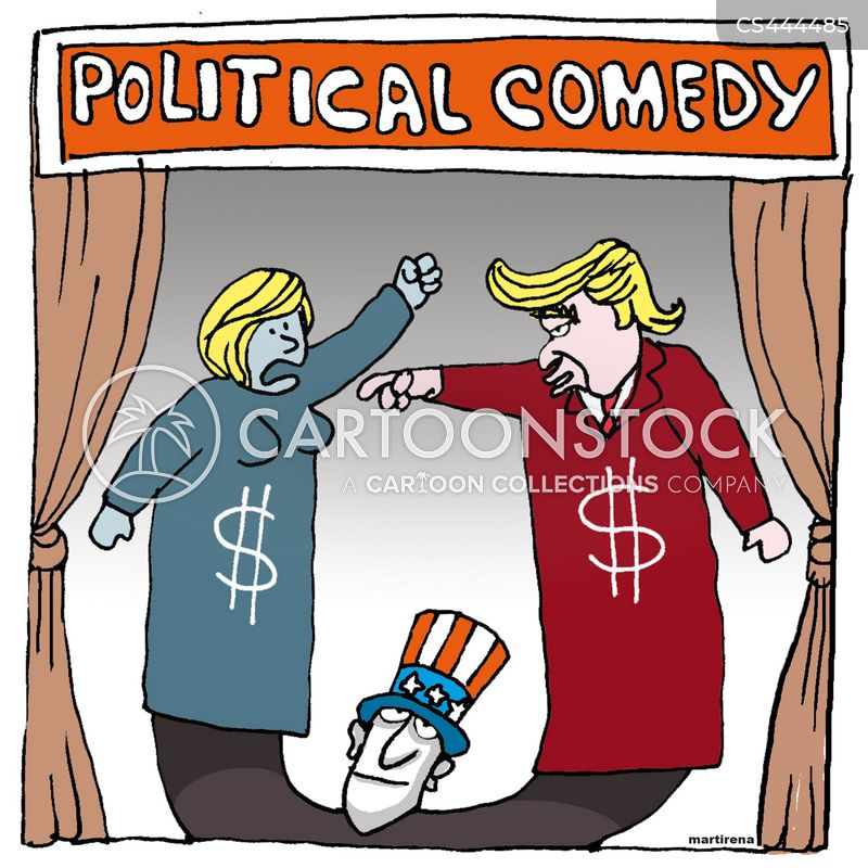 us presidential election cartoon