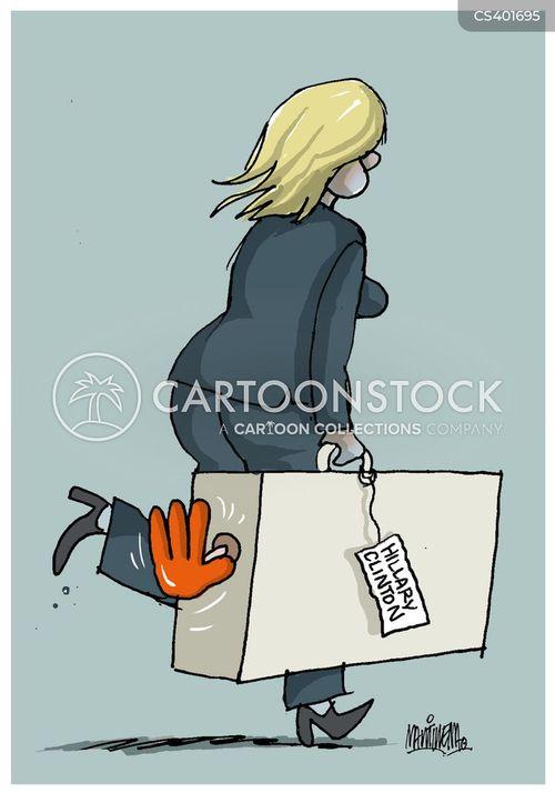 john kerry cartoon