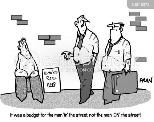 vulnerable cartoon