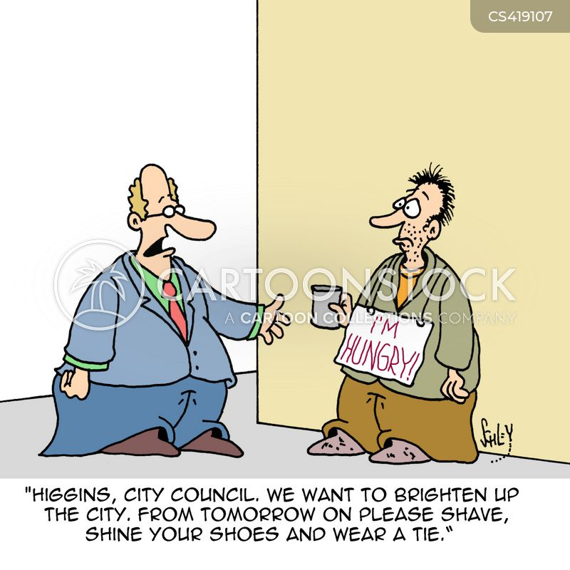 city council cartoon