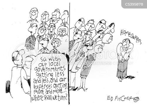 mortgage rate cartoon