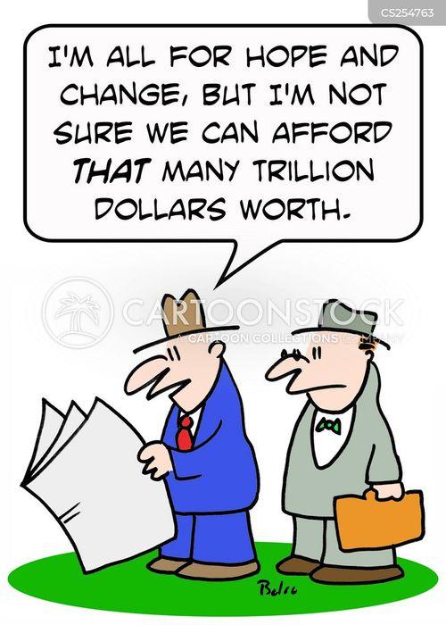 campaign policies cartoon