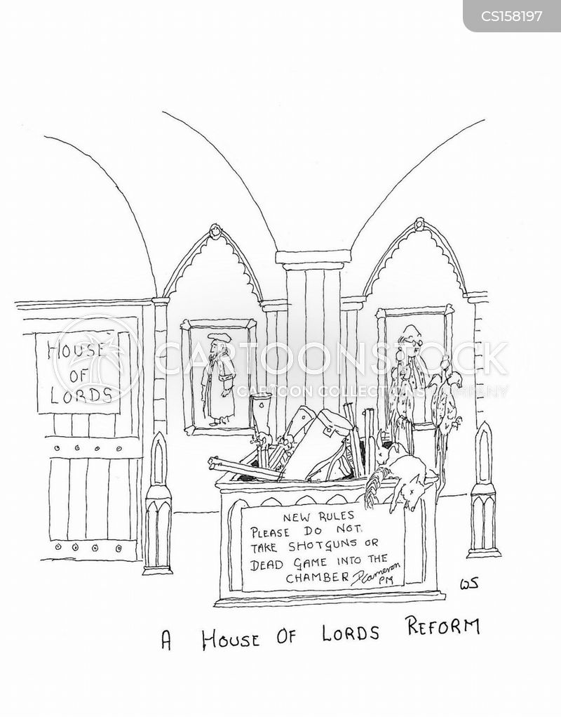 house of lords cartoon