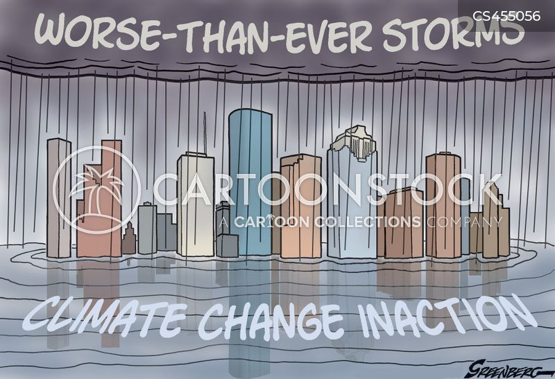 hurricane harvey cartoon