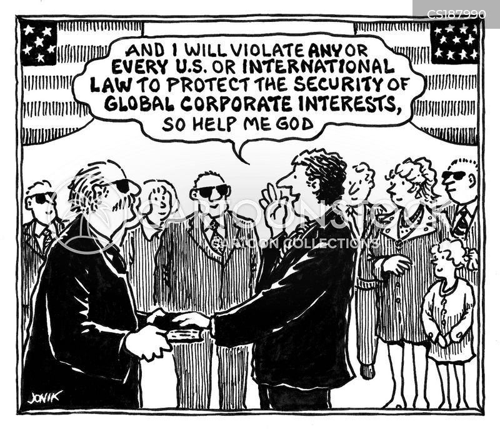 presidencies cartoon
