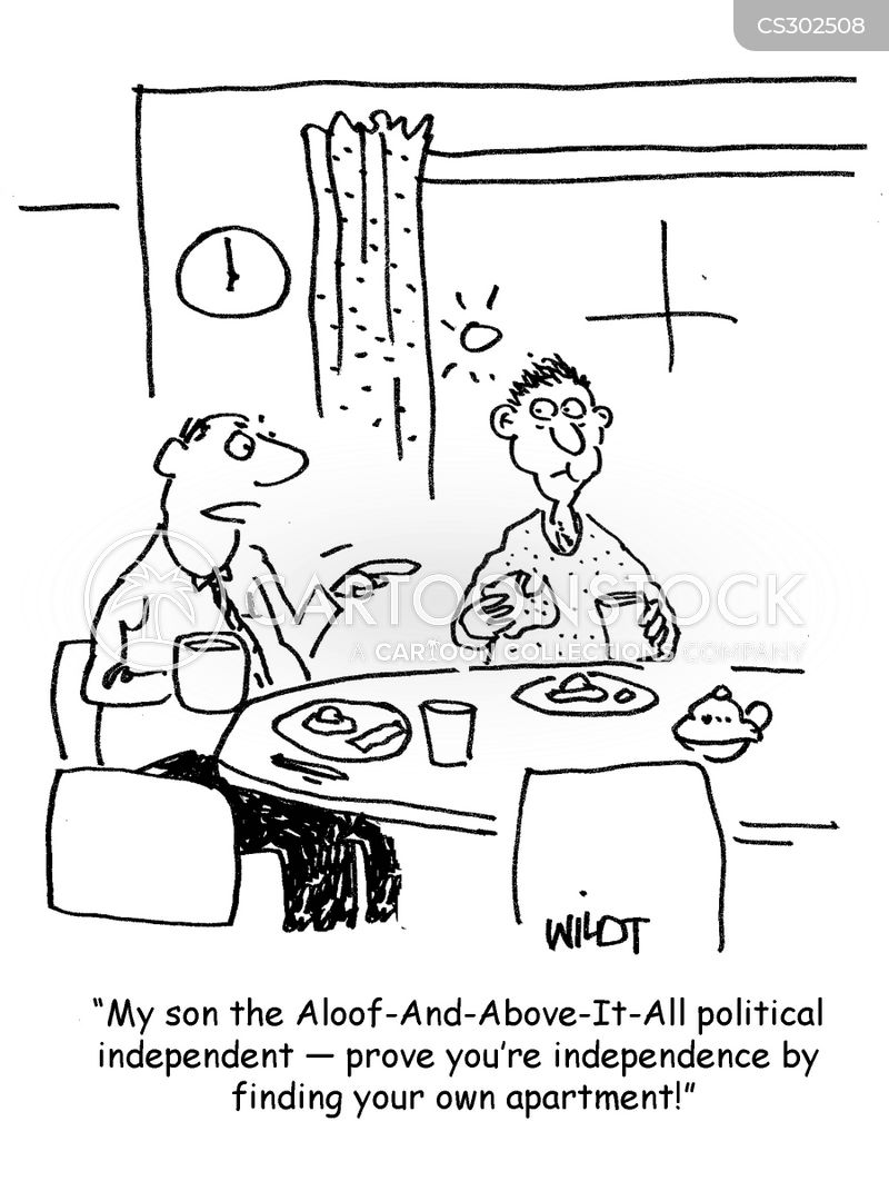 voting age cartoon