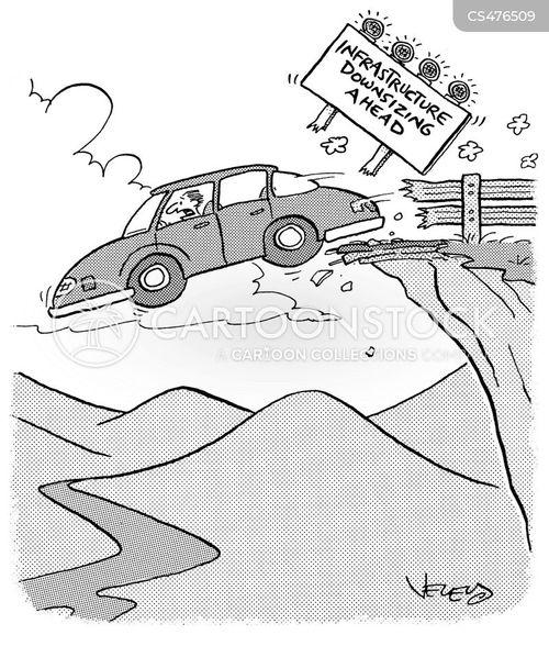 deteriorating cartoon