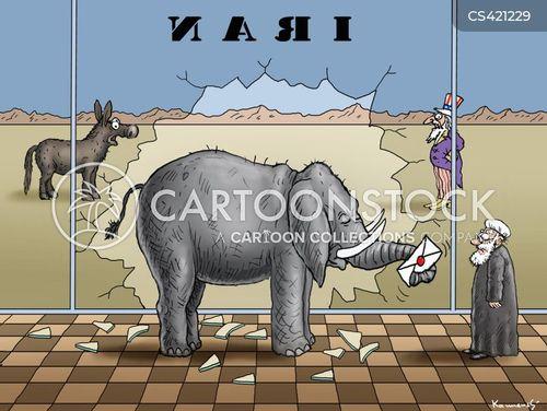 open letters cartoon