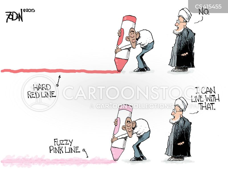 iranian nuclear deal cartoon