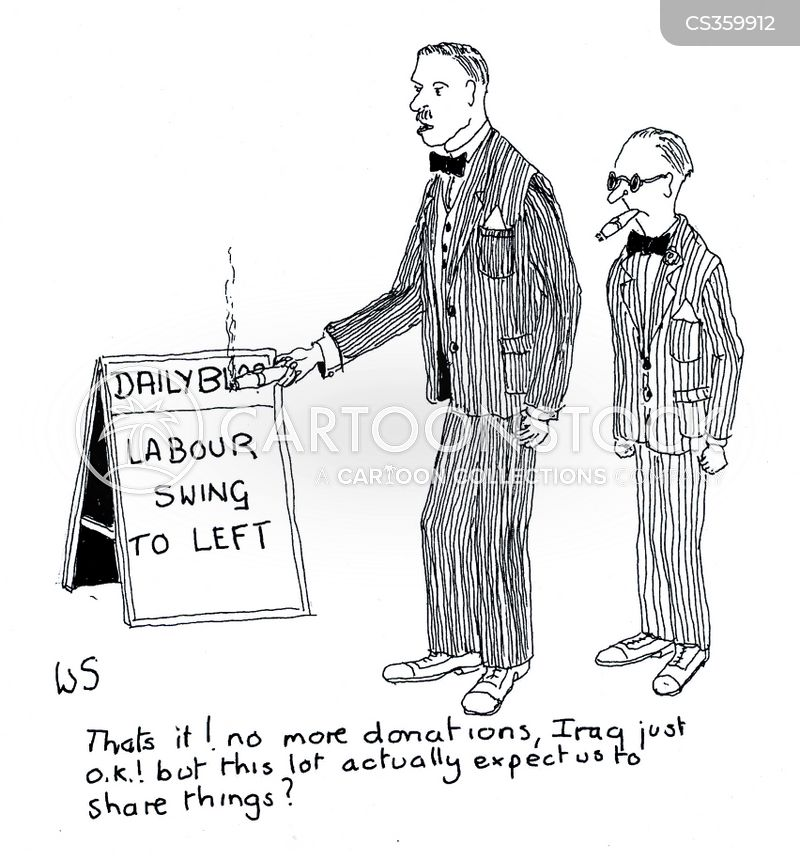 labour governments cartoon
